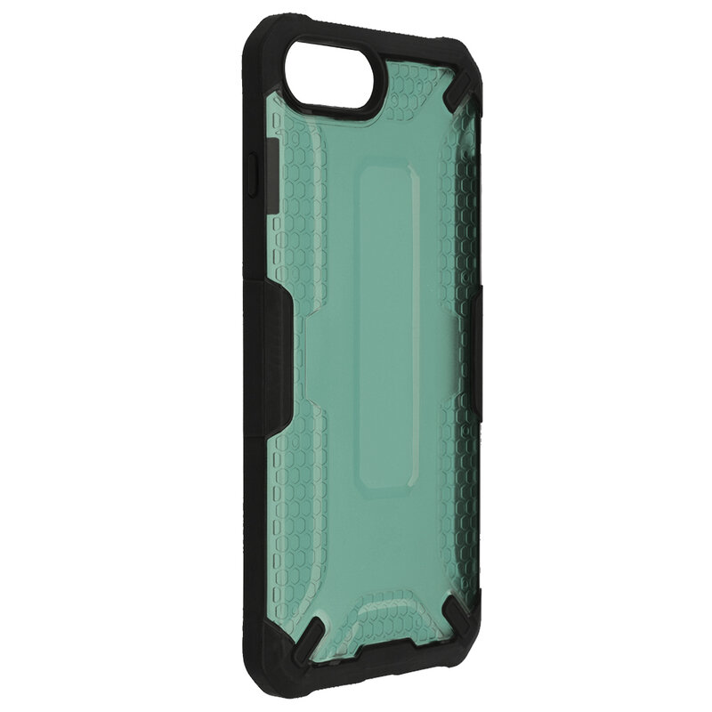 Husa iPhone 8 Plus Mobster Decoil Series - Verde Inchis