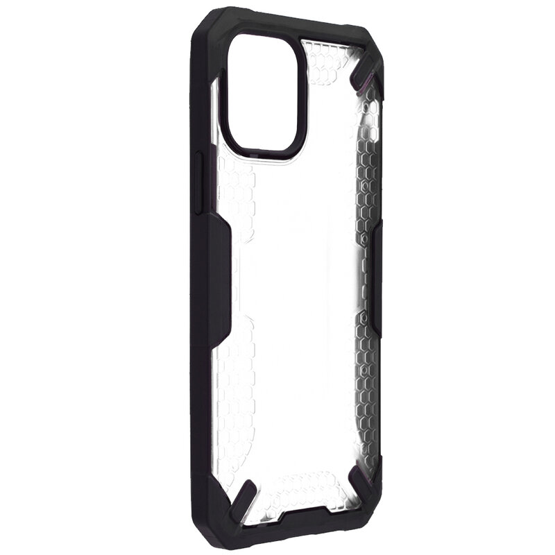 Husa iPhone 12 Mobster Decoil Series - Clear