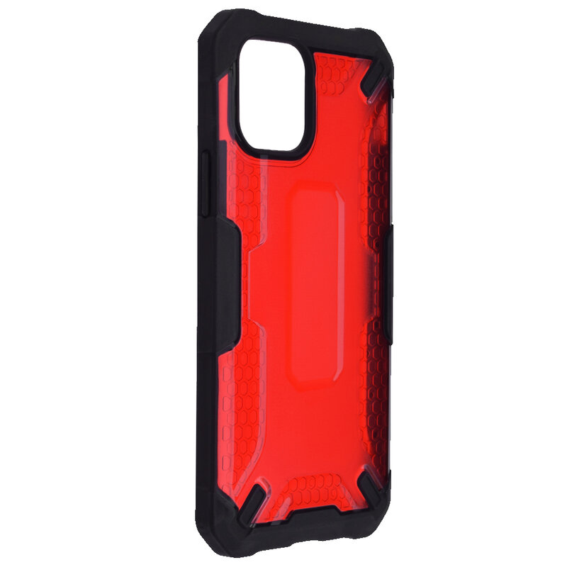 Husa iPhone 11 Pro Mobster Decoil Series - Rosu