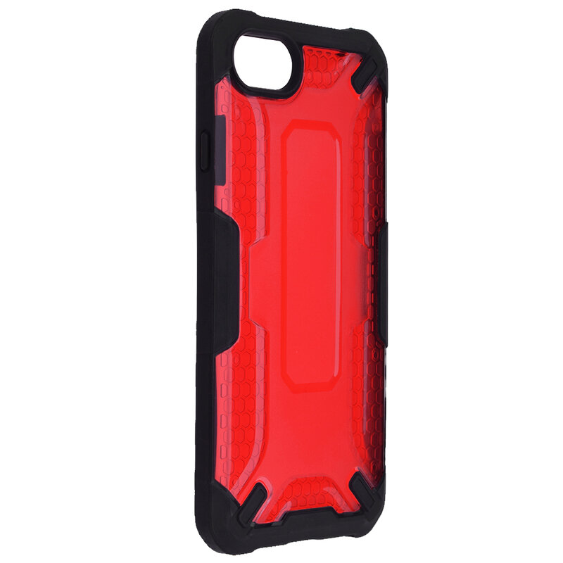 Husa iPhone 8 Mobster Decoil Series - Rosu
