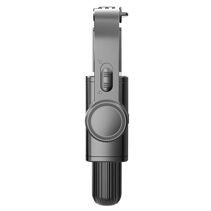 Suport Selfie Stick Gimbal L08 Cu Trepied Si Telecomanda Pentru Telefon - Negru