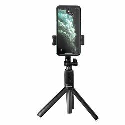 Suport Selfie Stick Baseus Bluetooth Trepied Telescopic Cu Telecomanda – SUDYZP-F01 - Negru