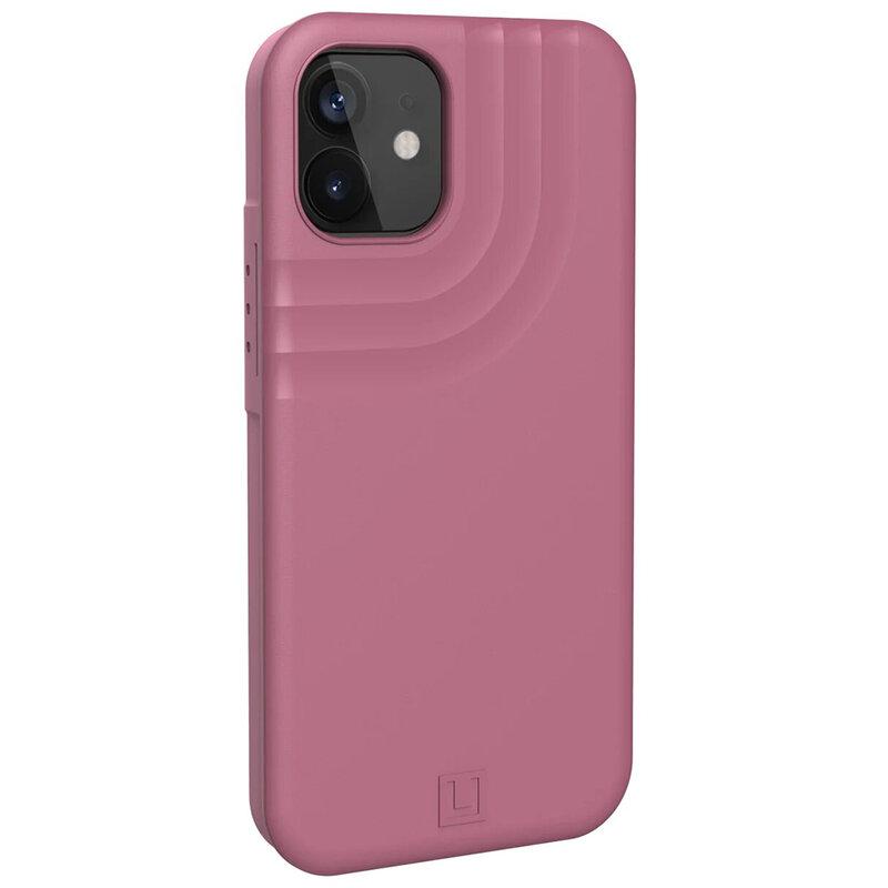 Husa iPhone 12 mini UAG Anchor - Roz