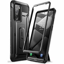 Husa Samsung Galaxy Note 20 5G Supcase Unicorn Beetle Pro + Bumper - Black