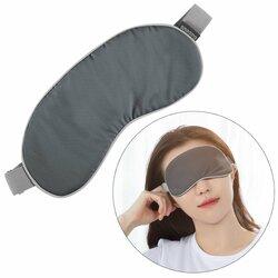 Masca Termica Pentru Ochi Baseus Impotriva Cearcanelor/ Pentru Somn - FMYZ-0G -Gri-Roz