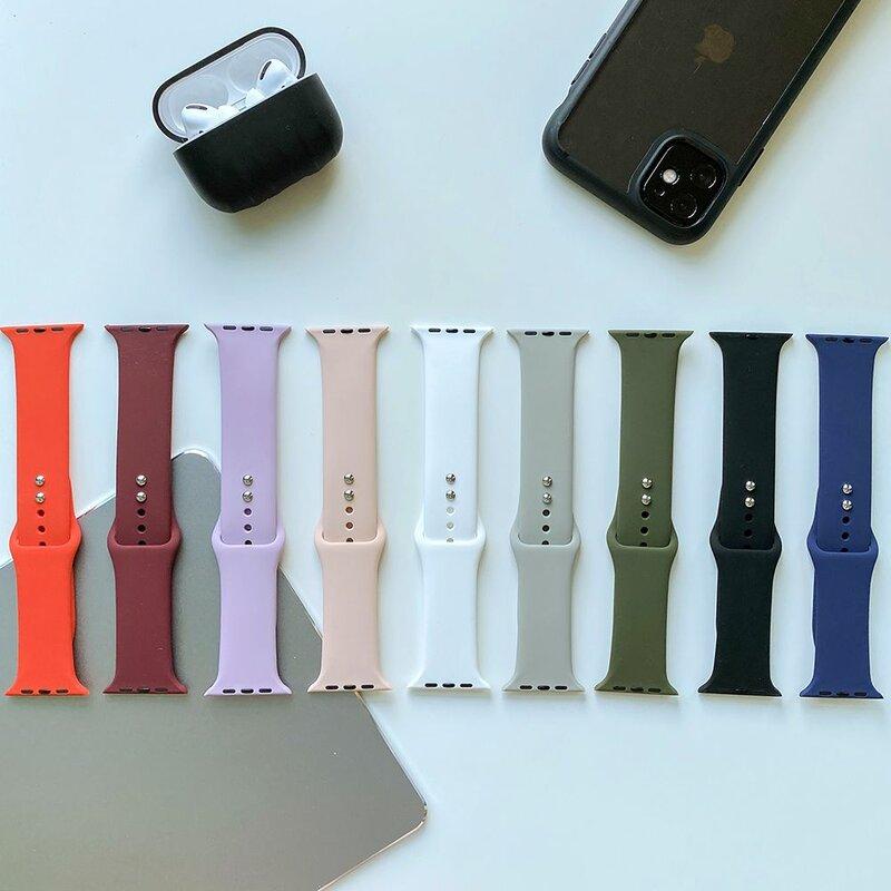Curea Apple Watch 1 38mm Tech-Protect Iconband - Violet