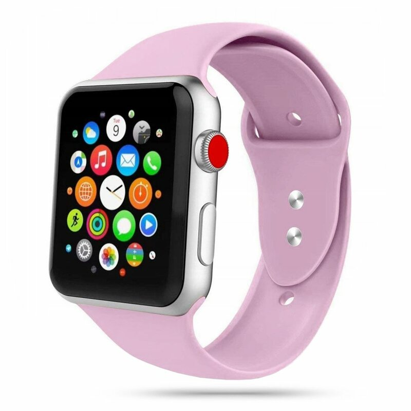 Curea Apple Watch 1 42mm Tech-Protect Iconband - Violet