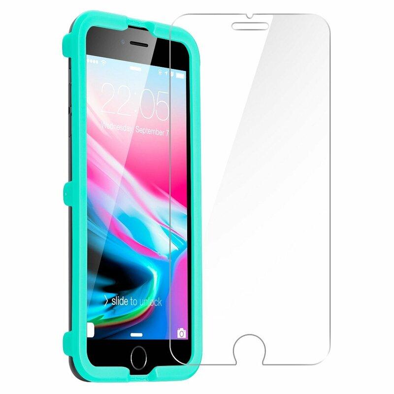 Folie Sticla iPhone 6 / 6S ESR Tempered Film 10KG 9H - Clear