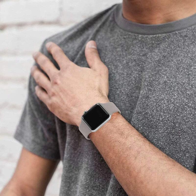 Curea Apple Watch 1 38mm Tech-Protect Smoothband - Fog