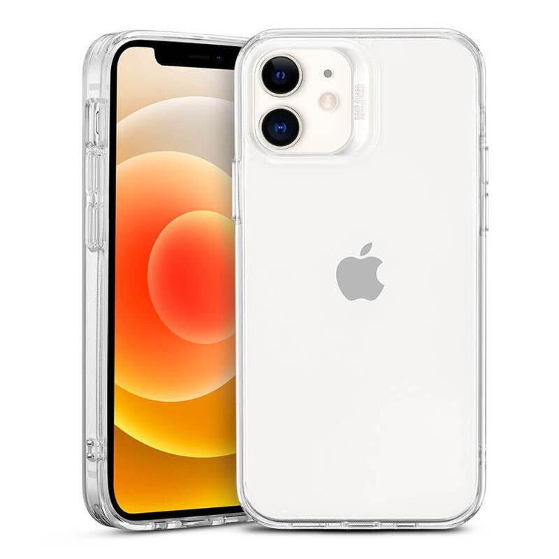 Husa iPhone 12 mini ESR Classic Hybrid Din Policarbonat Transparent - Clear