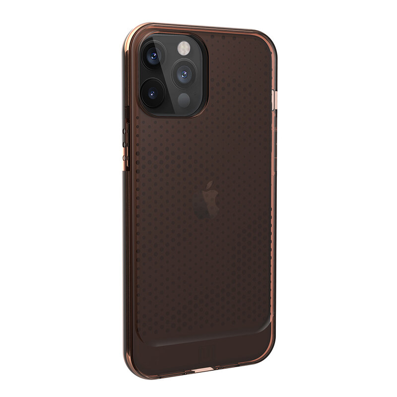 Husa iPhone 12 Pro Max UAG Lucent - Portocaliu