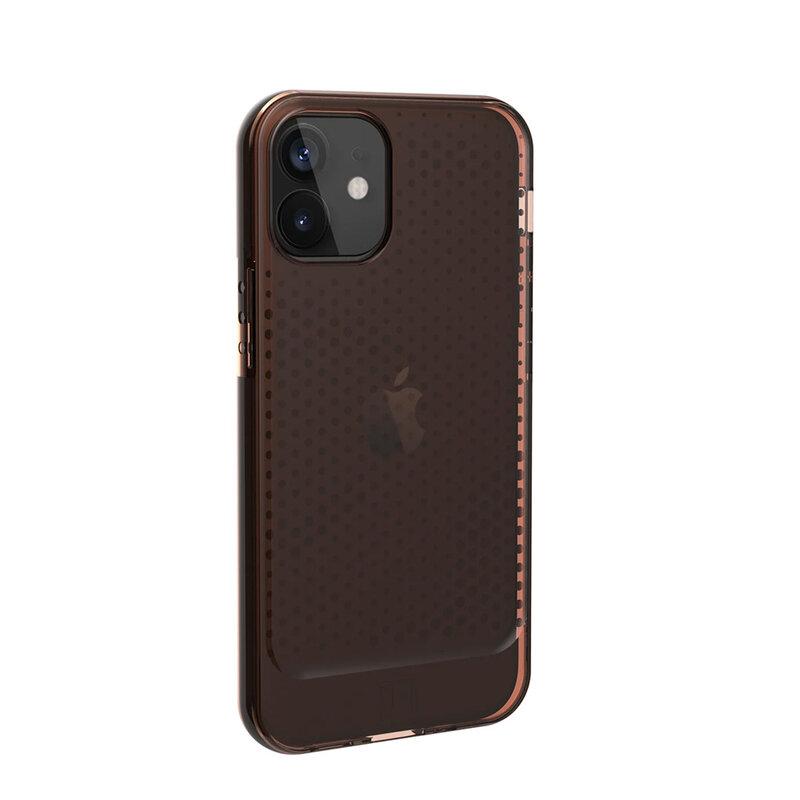 Husa iPhone 12 mini UAG Lucent - Portocaliu