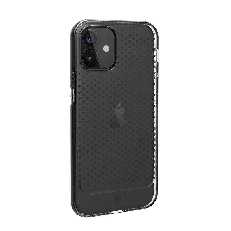 Husa iPhone 12 mini UAG Lucent - Cenusiu