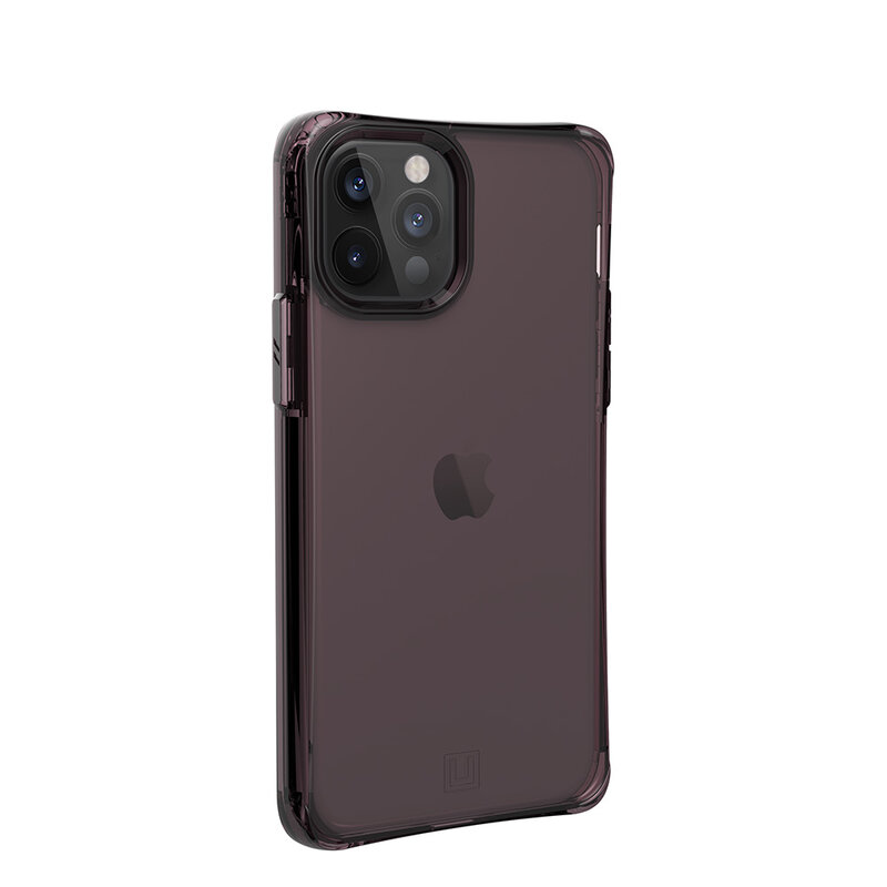 Husa iPhone 12 Pro UAG Mouve Transparenta - Mov
