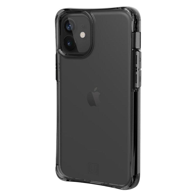 Husa iPhone 12 UAG Mouve Transparenta - Ice