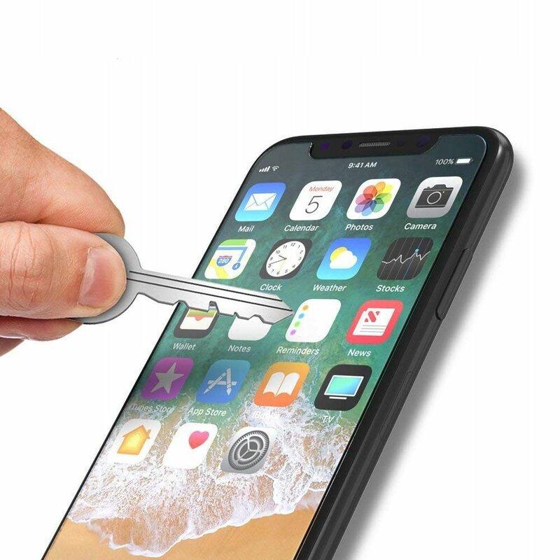 Folie Sticla iPhone 8 Hofi Glass Pro+ 9H - Clear
