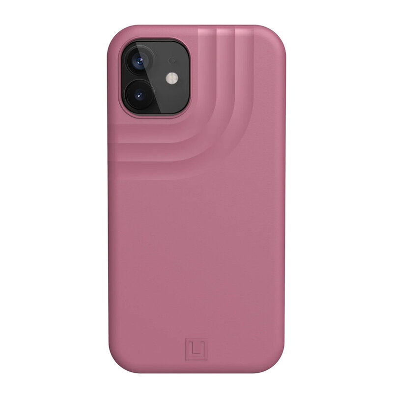 Husa iPhone 12 UAG Anchor - Roz