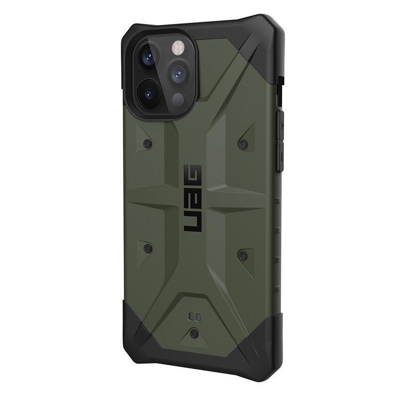 Husa iPhone 12 Pro Max UAG Pathfinder Series - Olive Drab
