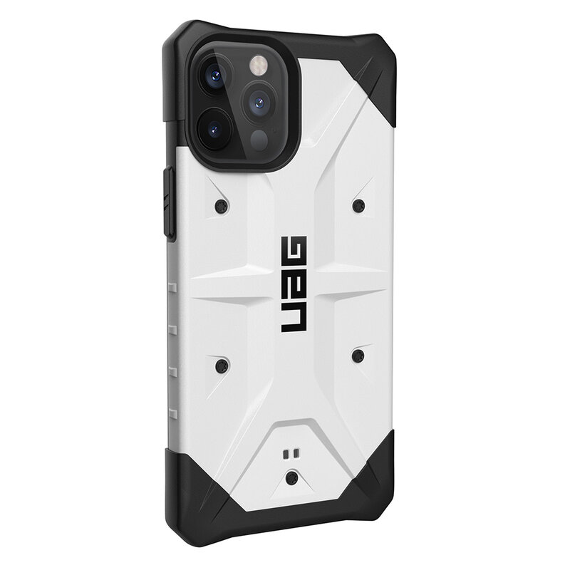 Husa iPhone 12 Pro UAG Pathfinder Series - White