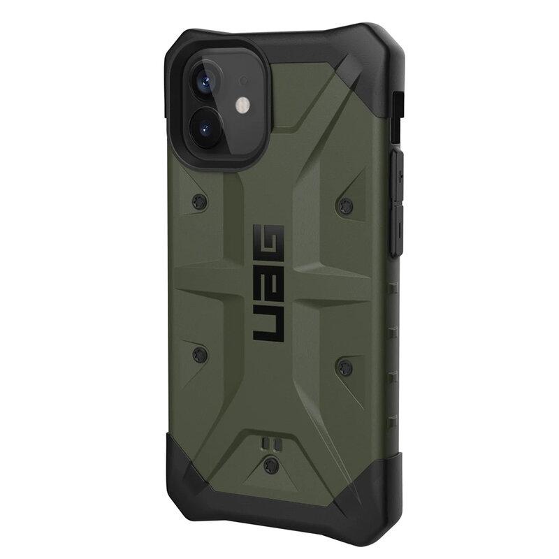 Husa iPhone 12 UAG Pathfinder Series - Olive Drab