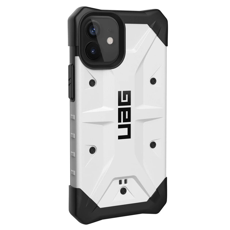 Husa iPhone 12 mini UAG Pathfinder Series - White