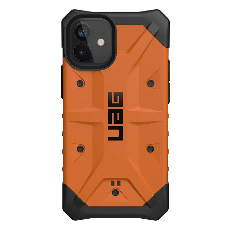 Husa iPhone 12 mini UAG Pathfinder Series - Rust