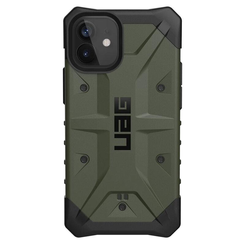 Husa iPhone 12 mini UAG Pathfinder Series - Olive Drab