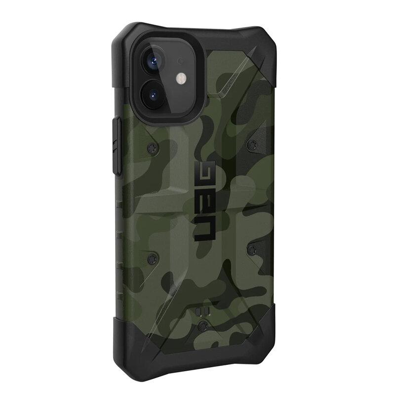 Husa iPhone 12 mini UAG Pathfinder Series - Forest Camo