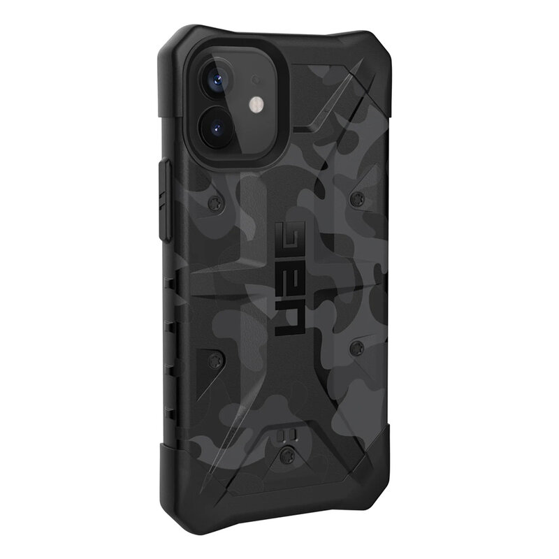 Husa iPhone 12 mini UAG Pathfinder Series - Midnight Camo