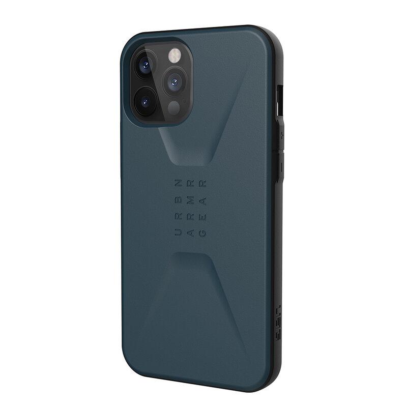 Husa iPhone 12 Pro Max UAG Civilian Series - Mallard