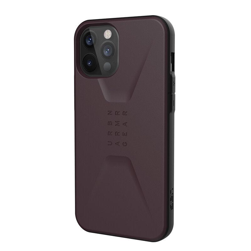 Husa iPhone 12 Pro UAG Civilian Series - Mov