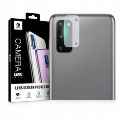 Folie Sticla Camera Samsung Galaxy S20 Mocolo Back Lens 9H - Clear