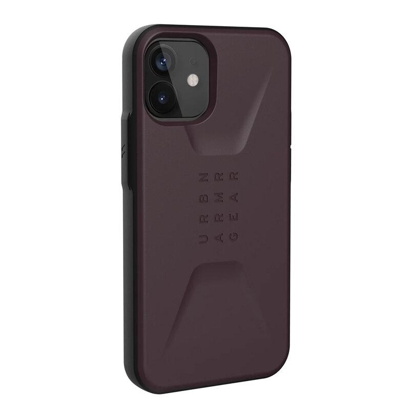 Husa iPhone 12 UAG Civilian Series - Mov