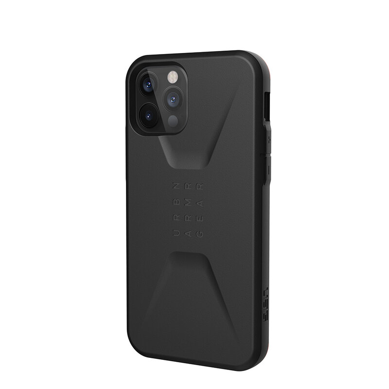 Husa iPhone 12 Pro UAG Civilian Series - Black