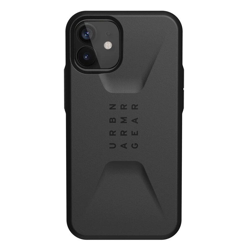 Husa iPhone 12 mini UAG Civilian Series - Black