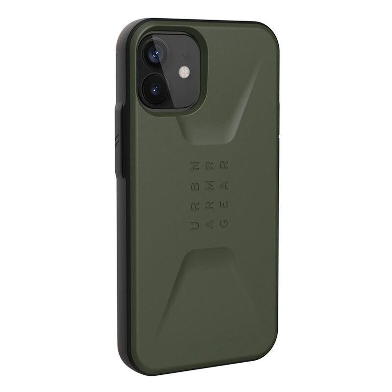 Husa iPhone 12 mini UAG Civilian Series -  Olive Drab