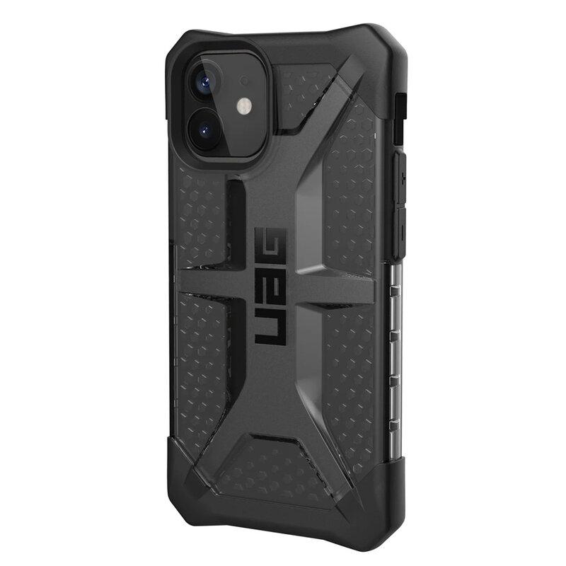 Husa iPhone 12 UAG Plasma Series - Ash