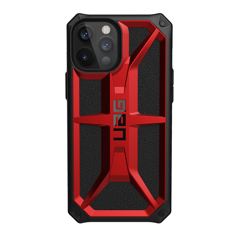 Husa iPhone 12 Pro Max UAG Monarch Series - Crimson