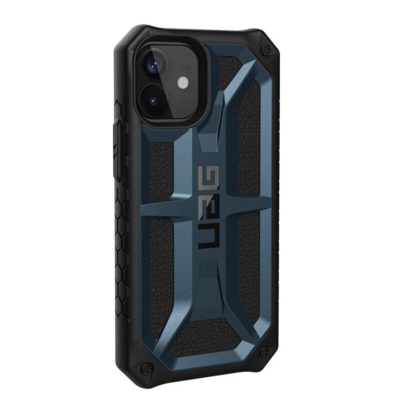 Husa iPhone 12 mini UAG Monarch Series - Mallard