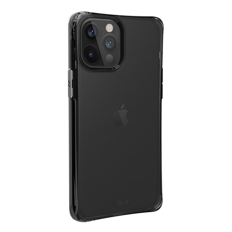 Husa iPhone 12 Pro Max UAG Plyo Series - Negru Transparent