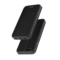 Husa iPhone 6 / 6S Flip Magnet Book Type - Black