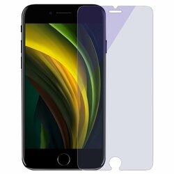 [Pachet 2x] Folie Sticla iPhone SE Baseus Light Thin Anti-Bluelight - SGAPIPHSE-LB02 - Clear