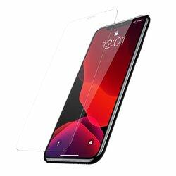 [Pachet 2x] Folie Sticla iPhone XS Max Baseus Full-Glass Film - SGAPIPH65S-GS02 - Clear