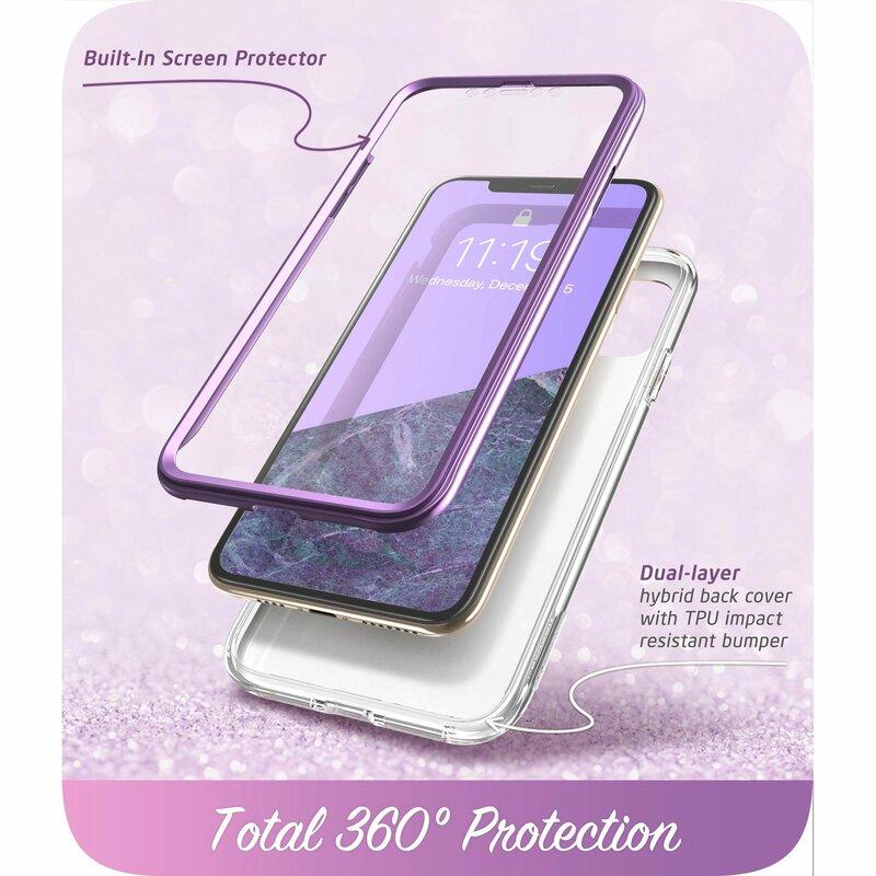 [Pachet 360°]Husa iPhone 11 Pro Max I-Blason Cosmo + Folie Ecran - Ameth