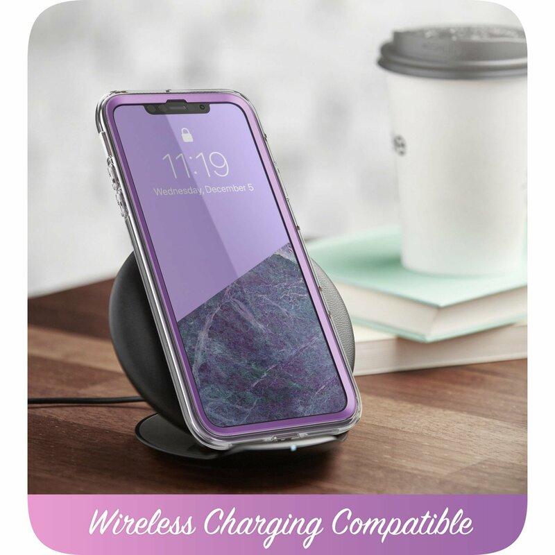 [Pachet 360°]Husa iPhone 11 Pro I-Blason Cosmo + Folie Ecran - Ameth