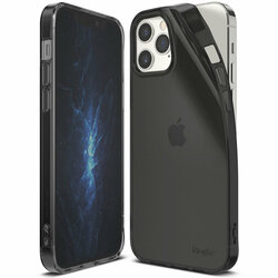 Husa iPhone 12 Pro Max Ringke Air - Smoke Black