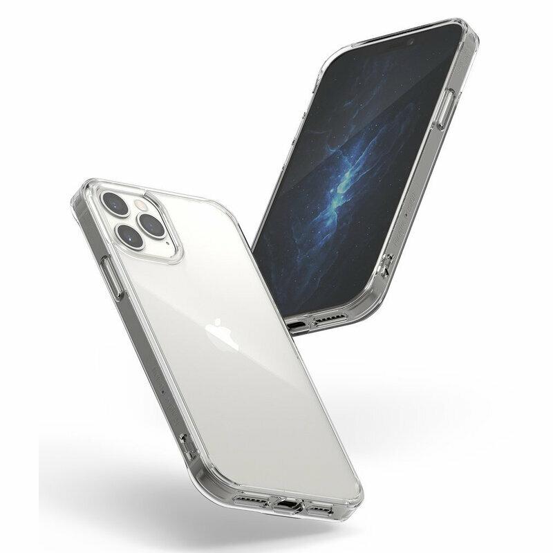 Husa iPhone 12 Pro Max Ringke Fusion - Clear