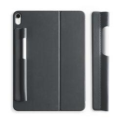 Suport Ringke Pentru Stylus Pen Din Piele Ecologica Cu Adeziv 3M Pentru Tableta - Gri