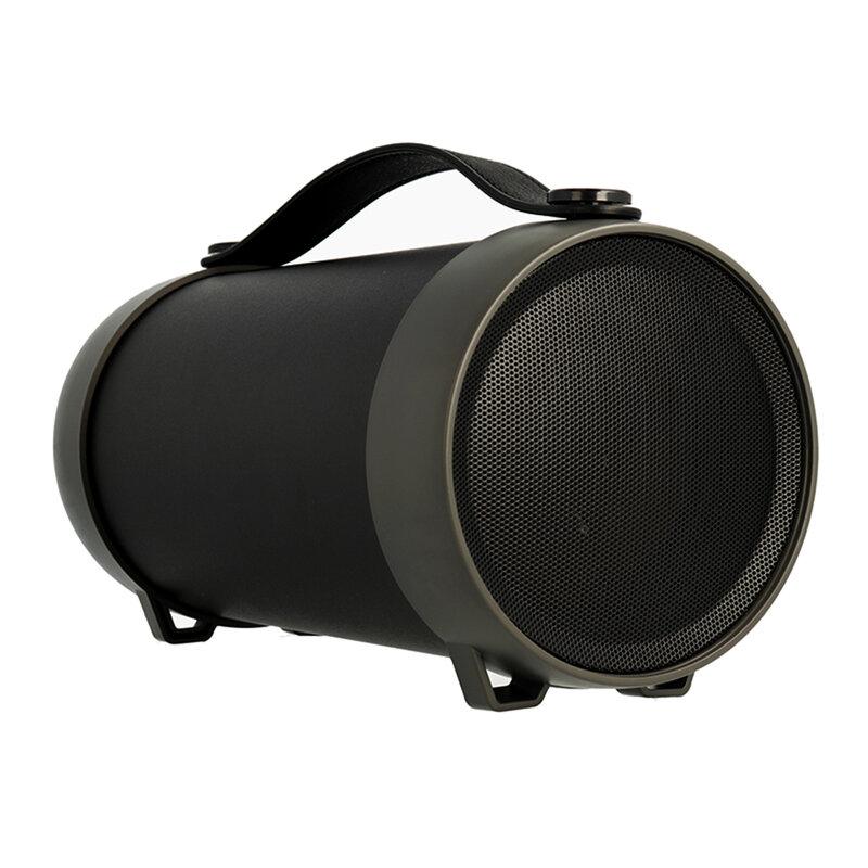 Boxa Portabila X-mi S22E Wireless Bluetooth Radio Cu Cablu De Alimentare - Negru
