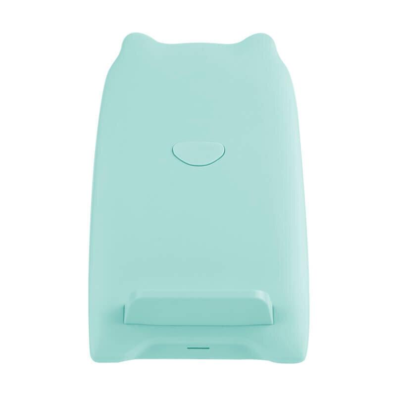 Suport Birou Nillkin Kitty Pentru Telefon Cu Functie De Incarcare Wireless 10W - Verde